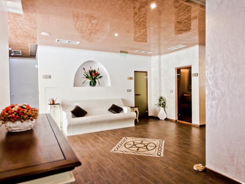 Galeon galeon residence spa for Beauty residence